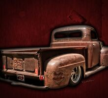 Be My Valentine on the Rat Rod of Love! by ChasSinklier