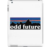 Odd Future Mountain background iPad Case/Skin