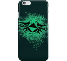 Enzo Matrix Tatoo iPhone Case/Skin