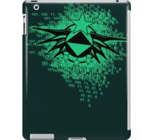 Enzo Matrix Tatoo iPad Case/Skin