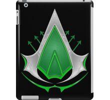 Arrow´s Creed 2.0 iPad Case/Skin