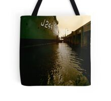 Water Rat's Eye View - J244 Tote Bag