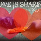 Love is Sharing by saseoche