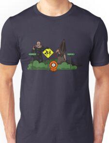 Which Way Unisex T-Shirt