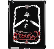 Aleister Crowley The Great Beast iPad Case/Skin