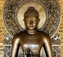 Buddha by Lea Valley Photographic