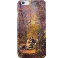 The Picnic iPhone Case/Skin