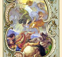 The Conversion of Saint Paul by fajjenzu