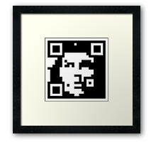 Minimal Che Framed Print