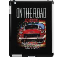 Jack Kerouac On The Road iPad Case/Skin