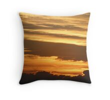 Early Morning Bliss Throw Pillow