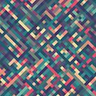 Retro Pattern by Mike Taylor