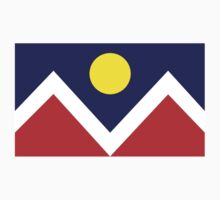 denver flag Kids Clothes