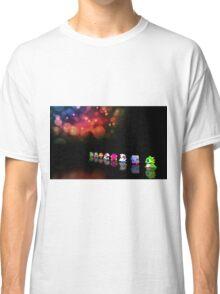 Bubble Bobble retro gaming pixel art Classic T-Shirt