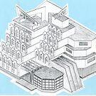 BEAUTIFUL ARCHITECTURE by chenjema