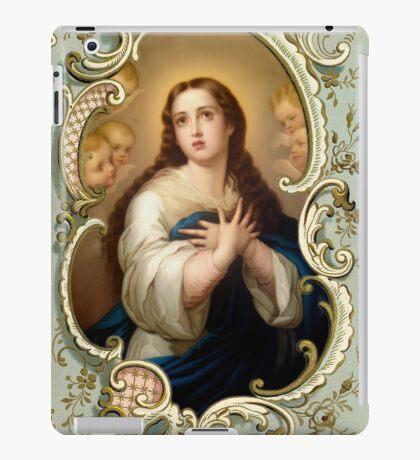 Mary Immaculate iPad Case/Skin