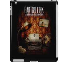 Coen Brothers Classic Film Barton Fink iPad Case/Skin