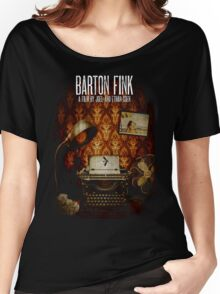 Coen Brothers Classic Film Barton Fink Women's Relaxed Fit T-Shirt