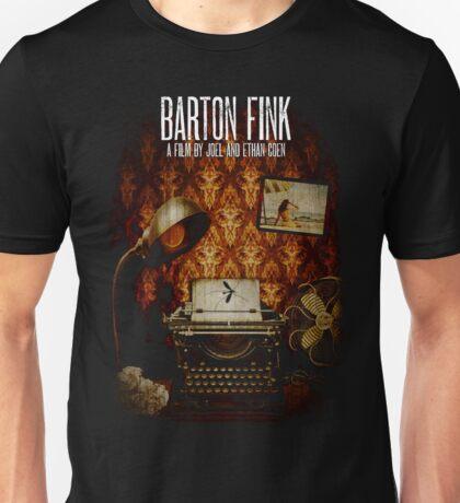 Coen Brothers Classic Film Barton Fink Unisex T-Shirt