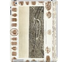 Dallas-Texas-1892 iPad Case/Skin