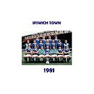 Ipswich Town 1981 - the greatest! by Luckyman