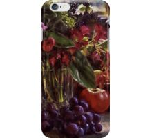 Fruit of Still Life iPhone Case/Skin