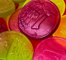 Jelly coins by franceslewis