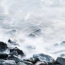 Waves and Rocks by Louis Galli