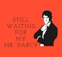 Waiting for Mr. Darcy by BookConfessions