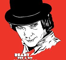 Alex - A Clockwork Orange by Gait44