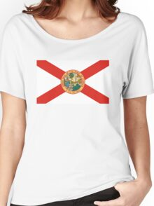florida state flag Women's Relaxed Fit T-Shirt