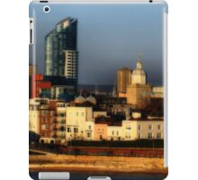 The diversity of Portsmouth architecture iPad Case/Skin