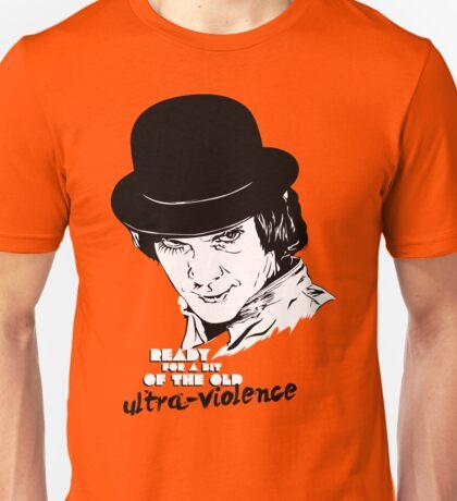 Alex - A Clockwork Orange Unisex T-Shirt
