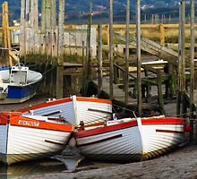 Bean's Boats by Mortimer123
