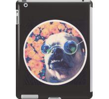 The Grooviest Pug on Earth iPad Case/Skin