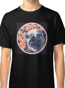 The Grooviest Pug on Earth Classic T-Shirt