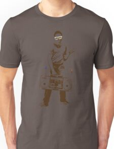 Hip Hop Guy Unisex T-Shirt