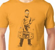 Hip Hop Guy Unisex T-Shirt