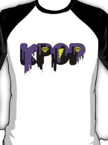 KPOP Drip Purple T-Shirt