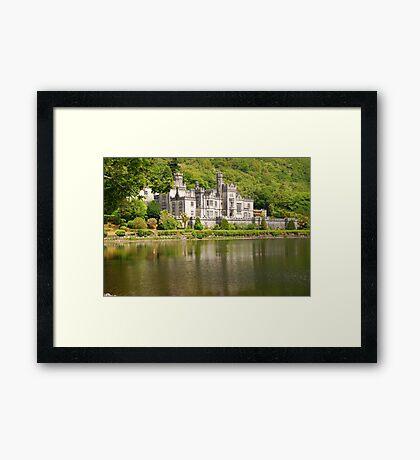 Kylemore Abbey 1 Framed Print