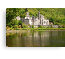 Kylemore Abbey 1 Canvas Print