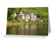 Kylemore Abbey 1 Greeting Card