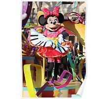 Soundsational Minnie Poster