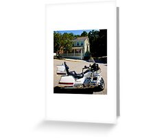 Ride America Greeting Card