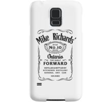 Top Shelf Whiskey Samsung Galaxy Case/Skin