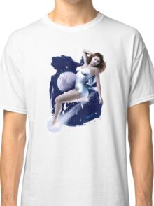 Monday's Child - Classic Pin Up Girl Classic T-Shirt