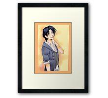 Kaijin Framed Print