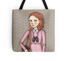 Suzy from Moonrise Kingdom Tote Bag