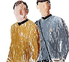 Scribbled spirk by sammymedici