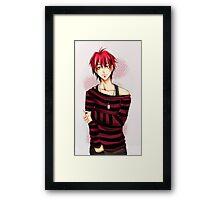Ryuji Framed Print